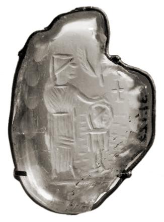 Rock crystal pendants the classical art research centre gem image aloadofball Images