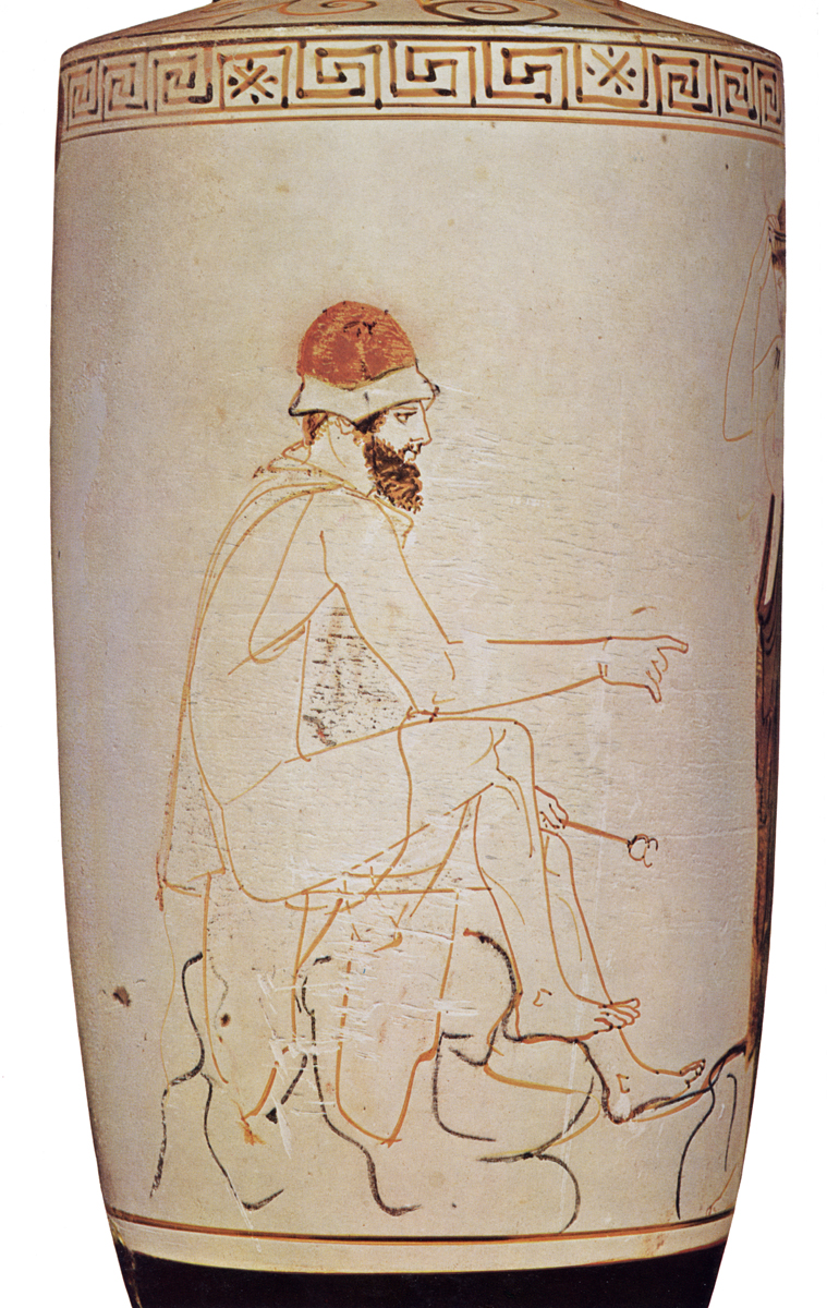 Vase painting and the history of art